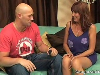 Hot mature desi foxx cougar in heat