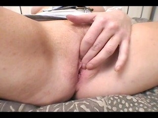 breasty blonde amber in a porn auditions plays,