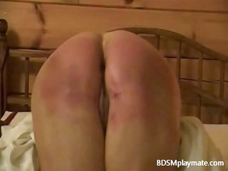 cruel flogging of older woman