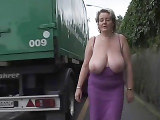 solo #4 (mature big beautiful woman with large