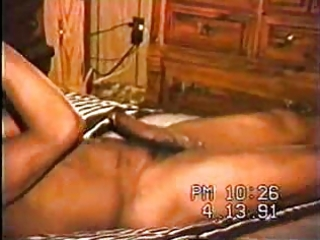 hubby films wife riding dark dick
