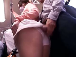 groped young mother reluctant public bus orgasm