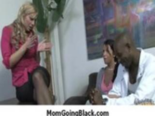 watching my mom going black amazing interracial