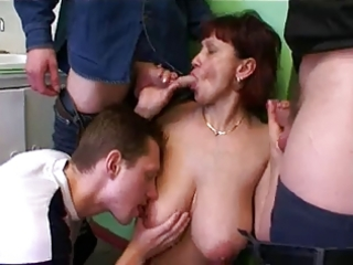 russian mom was drilled