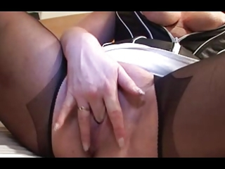 aged d like to fuck in open pantyhose toys and