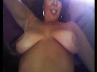 hawt milf with large boobs webcam masturbation
