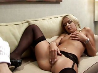 blonde european playgirl craves older dick