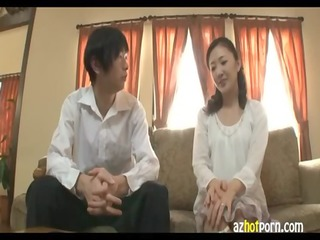 azhotporn.com - sexually excited asian mother i