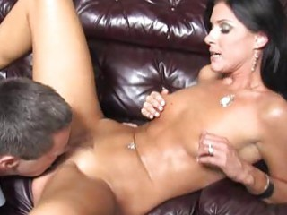 Wife goes black in front of her cuckold husband
