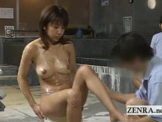 slutty mother i client bathed at a strange japan