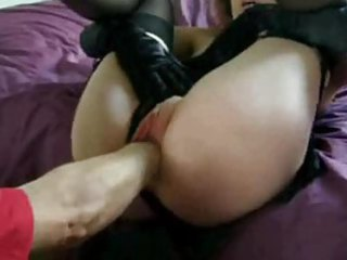 wife fisted pt9
