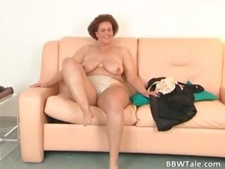 plump milf feeling moist and lewd during part0