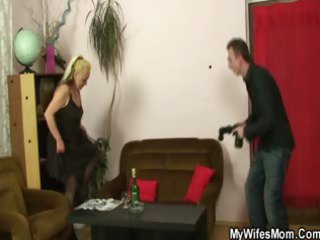 nasty mamma receives shagged after photosession