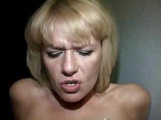 german blonde milf dquirting agonorgasmos