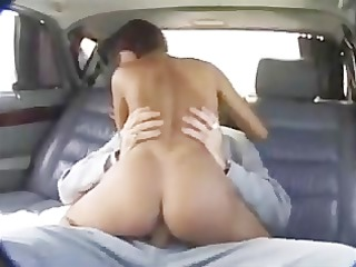 oriental pro sex in a car voices dubbed..rdl -