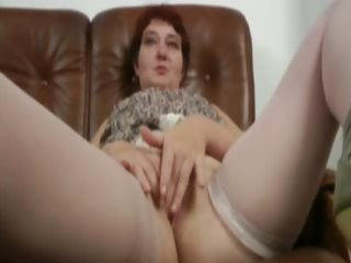 valerie a french older analfucked by a dark rod