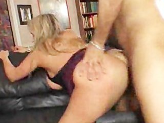 blonde mother i done doggy style