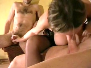 tre48 - wife me and our friend