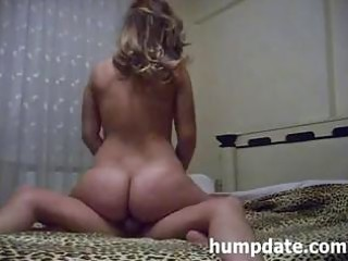 wife with hawt wazoo rides cock and acquires