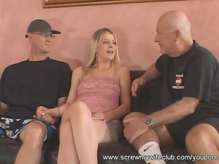 beautiful wife deeply drilled