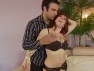 mother i redhead in nylons brittany oconnell