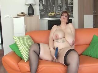 unforgettable shorthair-big nice-looking woman