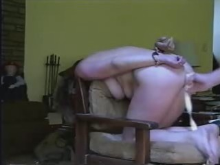 floozy wife tied and facialed