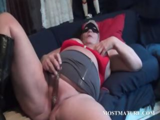 lascivious mommy fascinating her older love tunnel