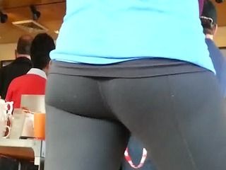 College Girls In Spandex1