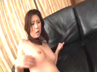 naughty japanese mommy gets double penetration by