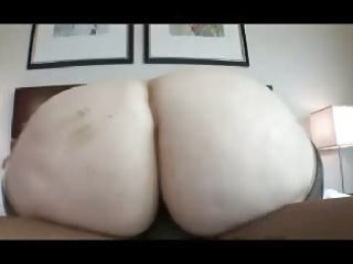 white mature butt by culosami