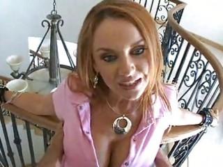 redhead concupiscent mama servitude bondman