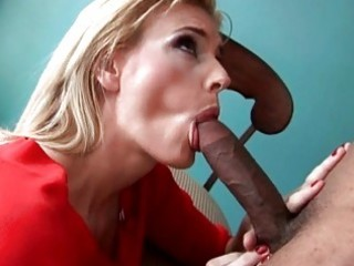 chic blonde mother i got rammed by huge black