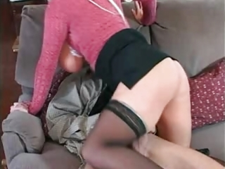 busty d like to fuck receives the silly guy