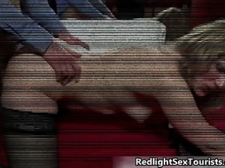 thick mother i prostitute gets her pussy