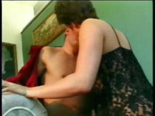 hot dark brown wife eats his dick and rides it