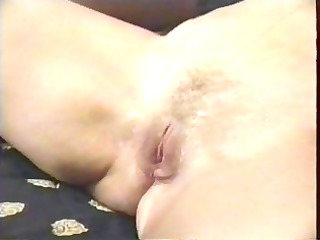 three lactating lesbian babes squeeze milk into