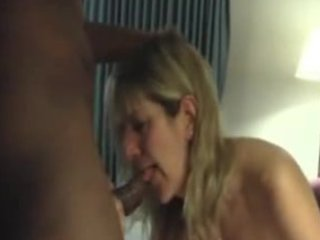 Yipporn.com - blonde milf having a bbc cuckold