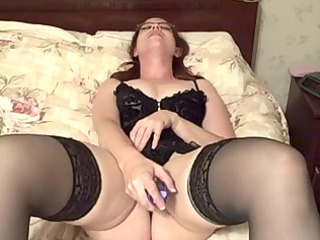 swinger wife cant live without her rabbit