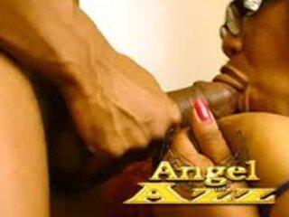 Mature big butt amateur ebony milf bbw angel ...