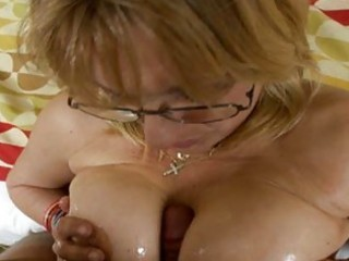 large breasts aged rides rod