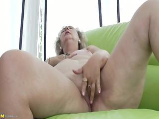 granny mathilda e. 52 years old