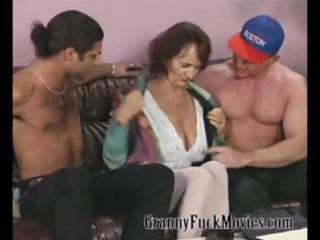 granny with firm tits fucking