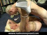 sexy blond mother i louise homemade banging