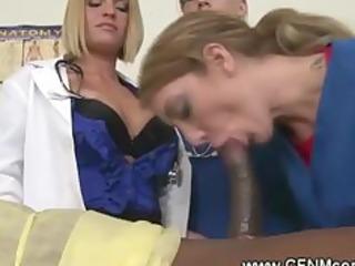 patient receives blown by junior doctors