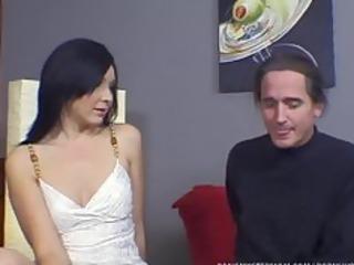 pretty velvet licx seduces her younger stepson