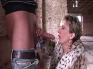 aged fetish nylons doxy receives fucked