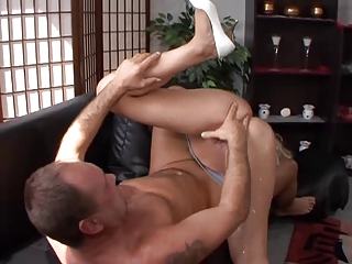 older woman bonks and...squirting many times!