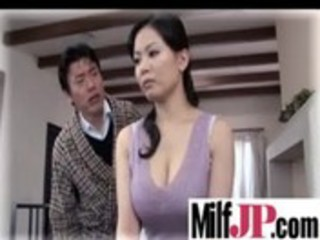 japanese milfs getting group-fucked really hard