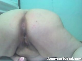 amateur aged big beautiful woman webcam show